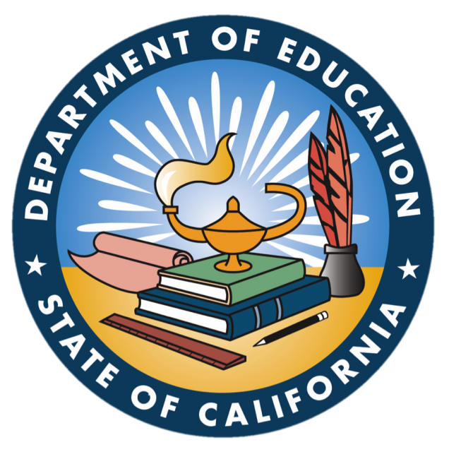 Logo: California Department of Education